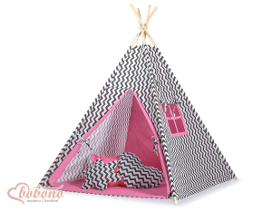 MINI Set: Teepees tent+play mat